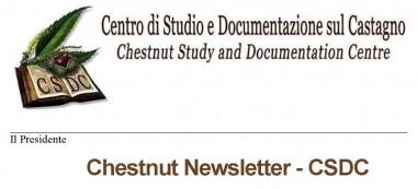 Elenco Chestnut NewsLetter-CSDC mandate